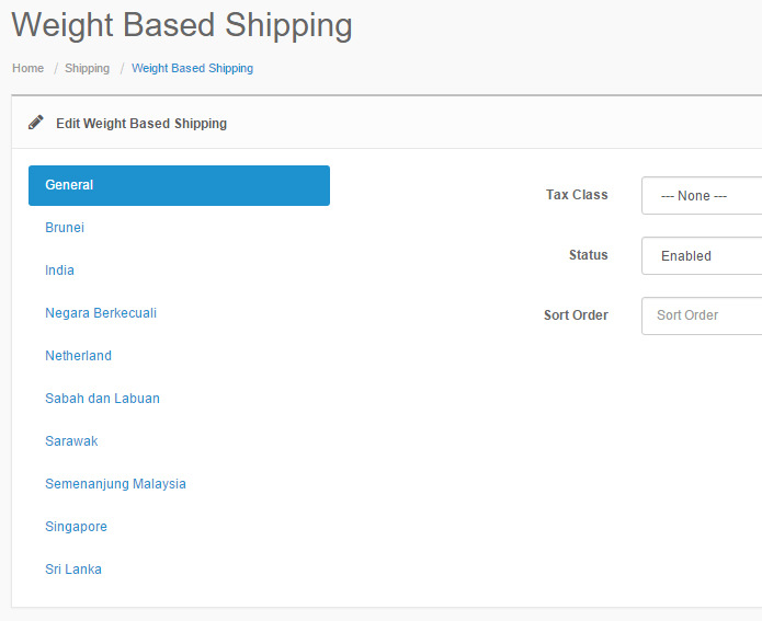 weight-based-shipping