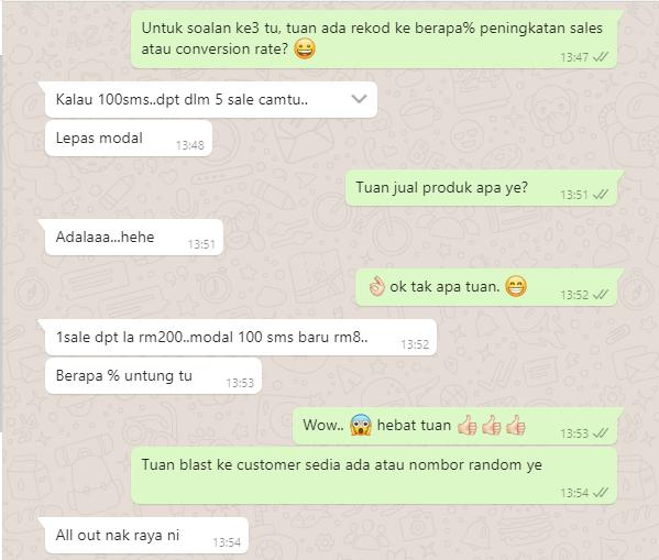 SMS Blast Dah Tak Relevan pada Tahun 2020?